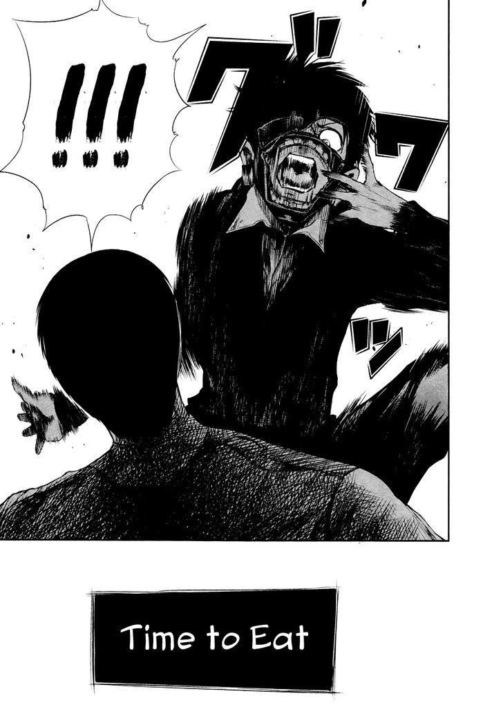 Tokyo Ghoul, Vol.3 Chapter 26 Adversary, image # 10