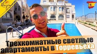 Прекрасный вариант!  Апартаменты в Торревьеха   Недвижимость в Испании