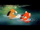 Лис и охотничий пёс - сказка