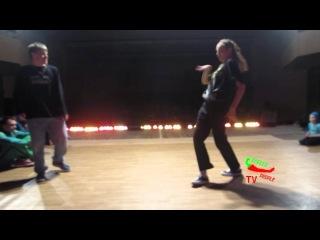 Зохан vs Nastia for you - CHELLE PEOPLE 6 - Hip Hop dance 1x1