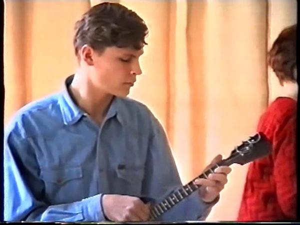 2000 год Виталий Якшин балалайка Френсис Таррега «Воспоминание об Альгамбре»