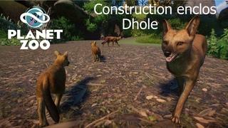 Planet Zoo: Southeast Asia Animal Pack Enclos Dhole/ Dhole habitat