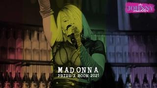Madonna - Vogue/Hung Up/I Don't Search I Find (PRIDE x Boom 2021) | LIVE