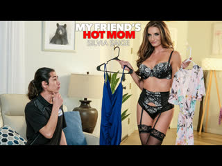 My Friends Hot Mom - Silvia Saige - NaughtyAmerica - February 25, 2021 New Porn Milf Big Tits Ass Hard Sex HD Brazzers Mature