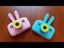 Обзор детского цифрового фотоаппарата Smart Kids Camera 3 Series