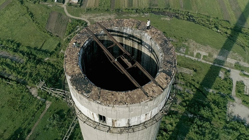 BNT 212 Wejście na Rumuński komin 280m Yerba na wysokim poziomie
