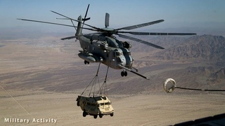 THE LARGEST HELICOPTER in the US Military! CH-53E Super Stallion