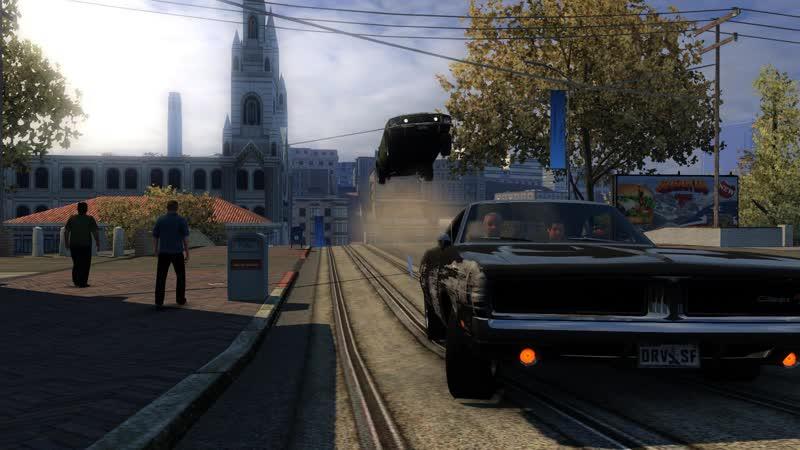 Driver San Francisco Bullitt