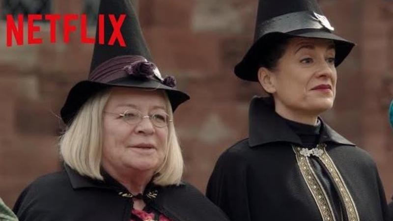 Мерфи Самая плохая ведьма The Worst Witch трейлер