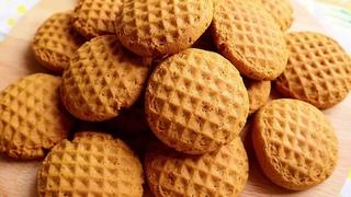 Медовое печенье на растительном масле ТАЕТ ВО РТУ!!! Печенье на скорую руку!Honey cookie