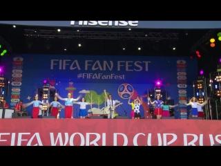 FIFAFanFest_ЧМ2018_LOENGREEN_Ole_Ola