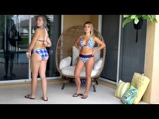 My charmo bikini haul try ons