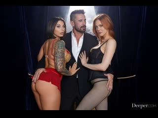 Maitland Ward, Ivy Lebelle - Denial - All Sex MILF Big Tits Threesome Blowjob Cowgirl, Porn