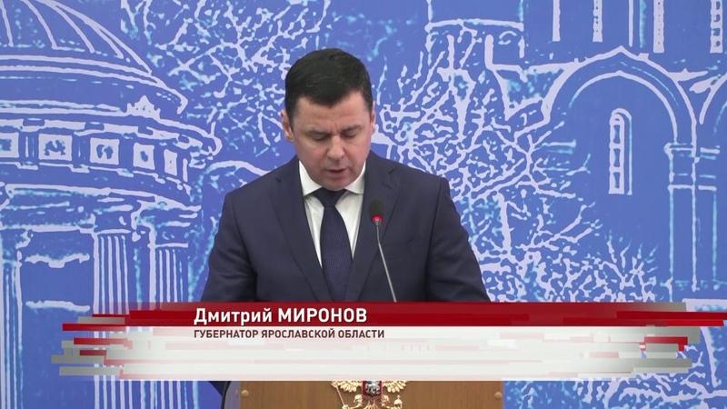 Дмитрий Миронов Хочется подчеркнуть значение контроля прокуратуры за соблюдением прав дольщиков