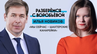 Маленький чиновник не защищен тройным кольцом ОМОНа. Интервью Ильи Новикова