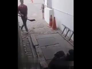 Злая шутка на работе