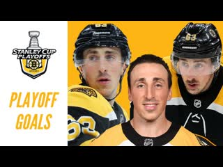 Brad Marchand (#63) | Every Goal 2020 Stanley Cup