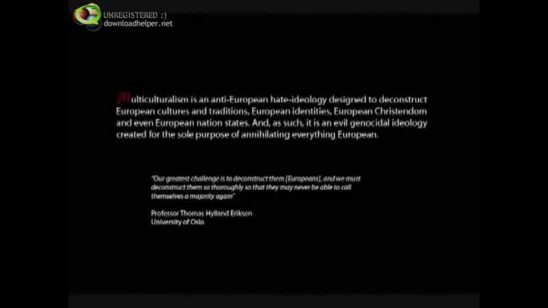 Anders Behring Breivik European Declaration of IndependenceP1