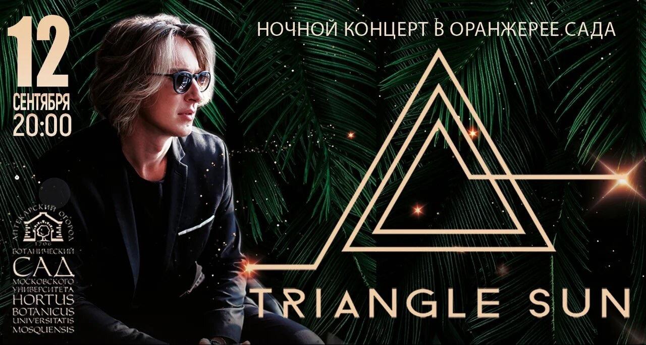 Концерт Triangle Sun