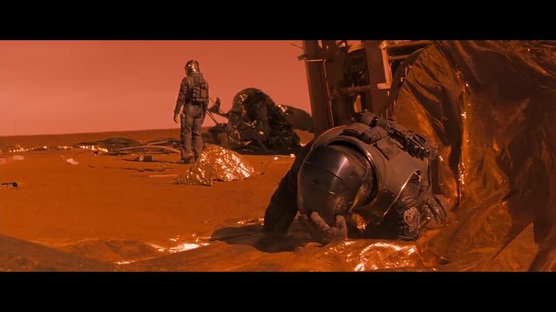 Красная планета Red Planet 2000 (Энтони Хоффман)   HD 720   AVO
