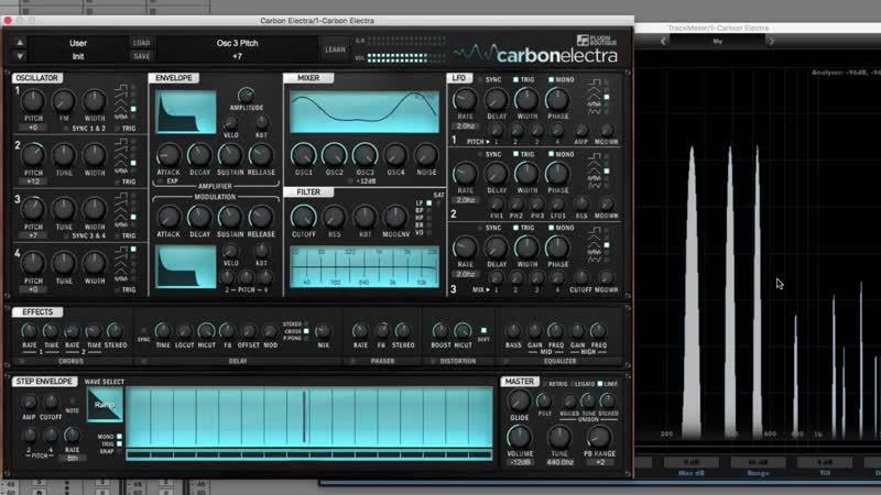 Урок 4 1 Управление осциллятором Создание аккордов интервалы BGTS Beginner's Guide To Synthesis