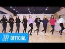 TWICE 트와이스 1 TO 10 Dance Practice Video