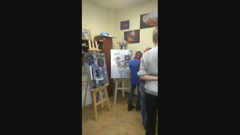 Live Аэрография Обучение аэрографии Петрозаводск