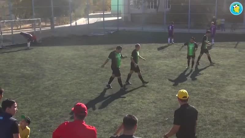 ЛЛФ 2020 Осень Видео обзор матча Аскар Тау NOMAD Лига В1 7 тур 17 10 20г