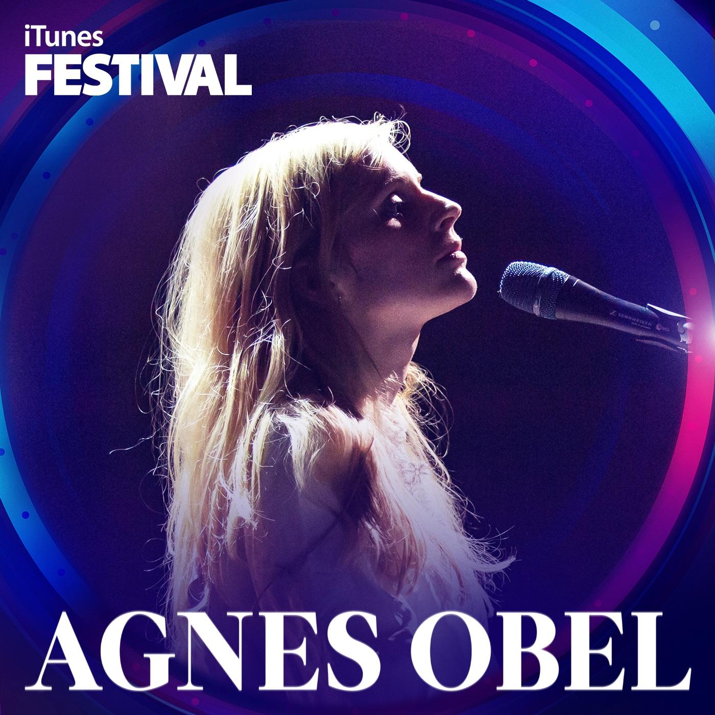 agnes obel album iTunes Festival: London 2013 - EP
