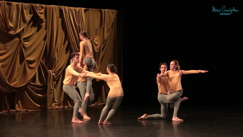 Sounddance choreography by Merce Cunningham CCN Ballet de Lorraine Petter Jacobsson 2019