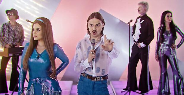 Клип Little Big установил исторический рекорд «Евровидения» - Новости радио OnAir.ru