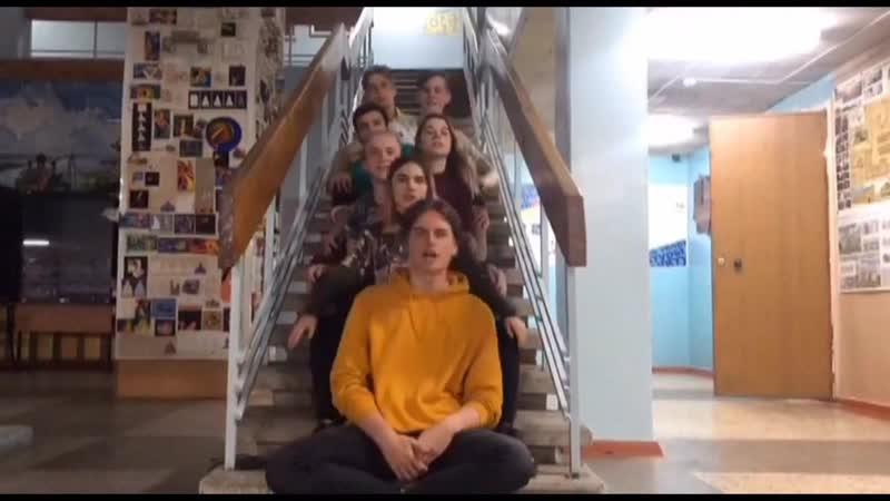 Закрытие Осенней Школы Актива 2019 ВГТУ