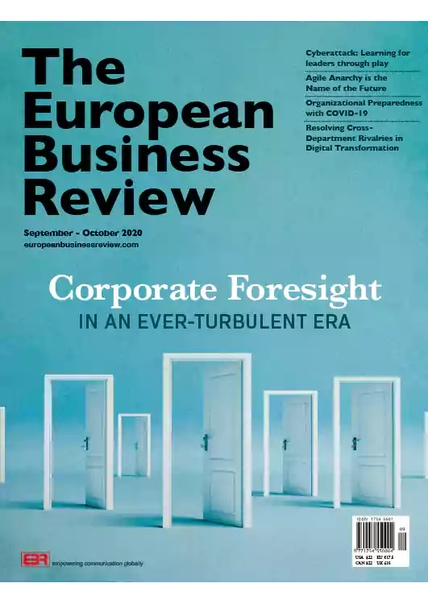 2020-09-01 The European Business Review
