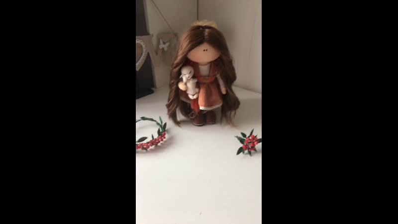 Интерьерные куклы от Варанкиной Надежды — Live