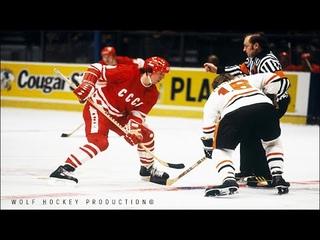 СССР - Сборная Звезд НХЛ 6:0 Финал Кубка Вызова 1979 Обзор Матча   USSR - NHL 6:0 Challenge Cup 1979