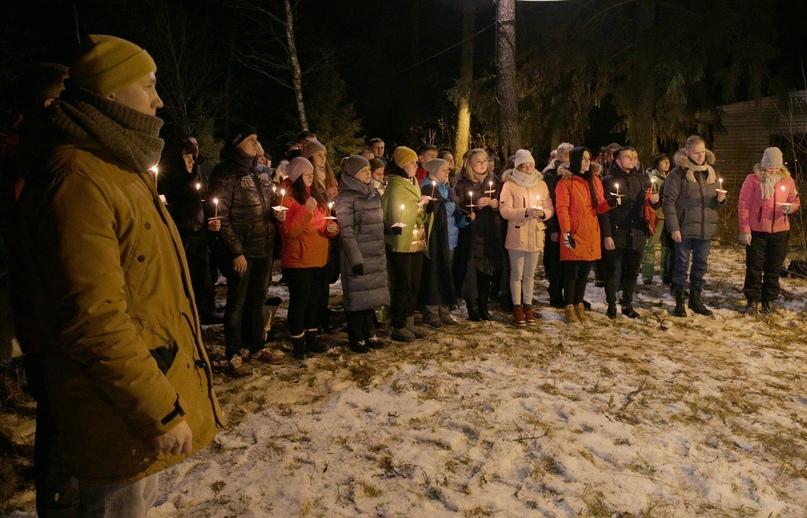 Сотрудники нижегородских предприятий Союза Маринс Групп окунулись в воды крещенской купели
