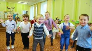 промо осенний утренник в детском саду  лютик группа одуванчик