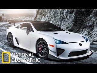 Мегазаводы  Лексус LFA  Lexus LFA Документальный Фильм National Geographic 2020 Чудеса Инженерии