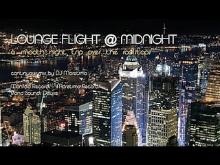 DJ Maretimo - Loungeflight  Midnight - 4+Hours Smooth Living, HD, 2018, Bar Lounge Music