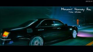 Twin VIPCAR Midnight Highway Run Nissan Gloria & Toyota Crown - SONY FX3 cinematic video