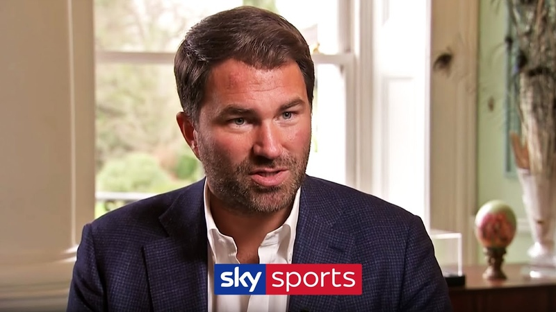 It d be a DREAM to have AJ v Fury in the UK! Eddie Hearn in depth on Fury AJ and Wilder!