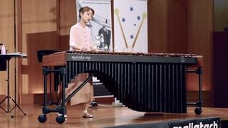 Russian Marimba Concerto by Sergei Golovko | Therese Ng marimba solo