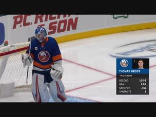 NHL 2018-2019 / RS /  / Carolina Hurricanes - New York Islanders
