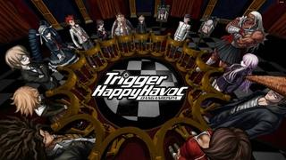 [Саня Голова] ПЕРВЫЙ КЛАССНЫЙ СУД - Danganronpa: Trigger Happy Havoc #8