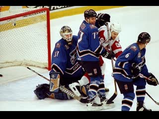 Stanley Cup Playoffs 1998. Finals. Game 2. Red Wings vs. Capitals.