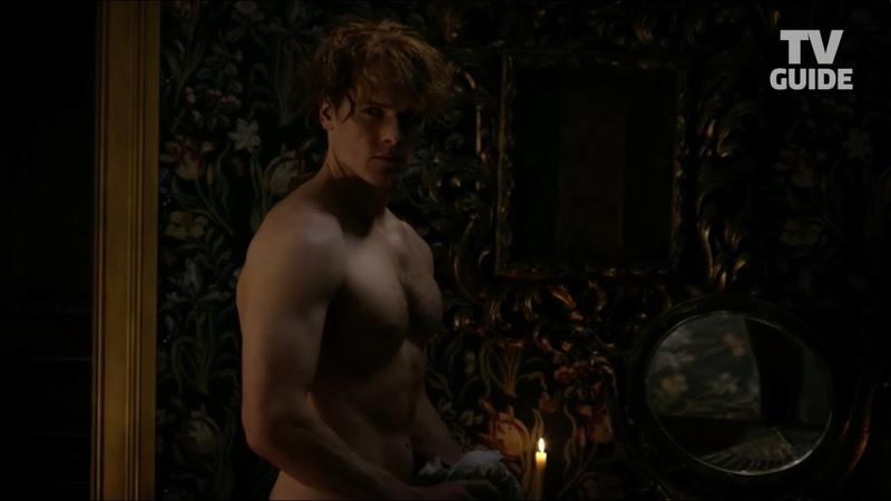 Outlander Jamie's Sexiest Scenes