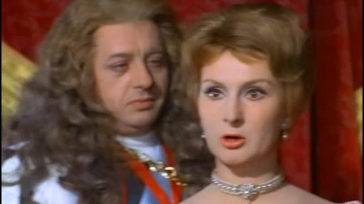 Графиня Коссель Hrabina Cosel 1968