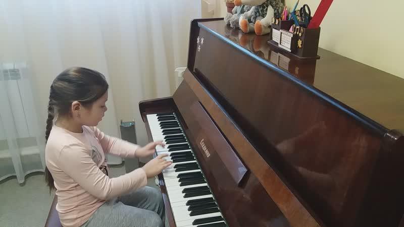 Баба Яга исп Кузьминская Майя 5 лет 1Г кл преподаватель Полякова О В