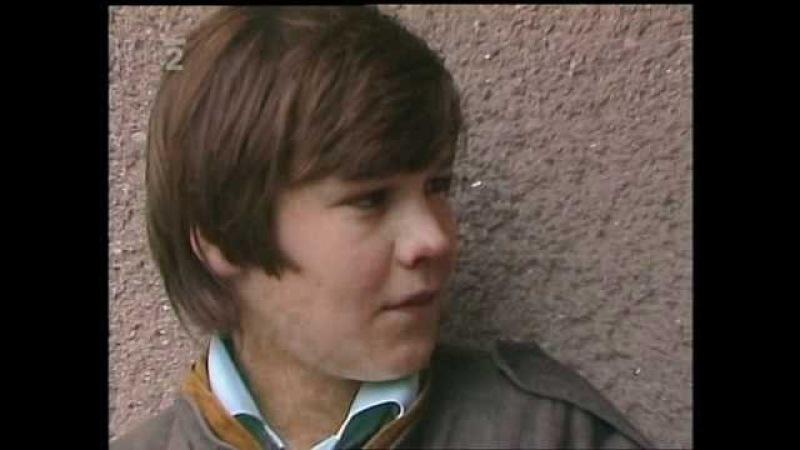 Pavel Horňák Kotě 1986 originál klip