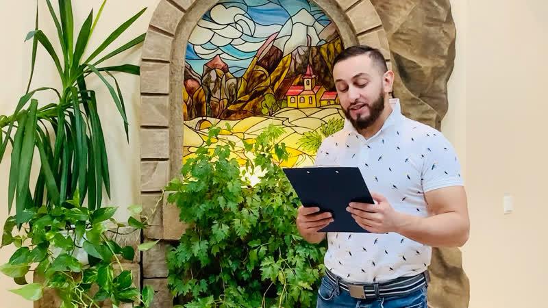 Председатель ГОО азербайджанского народа Азери Вугар Алимаммед оглы Асланов
